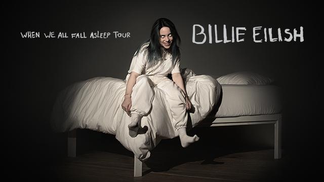 Ticketmaster Verified Fan Codes for Billie Eilish Tour